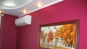 В каком месте необходимо установить вентиляцию и кондиционер?