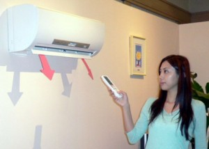 Новинка системы кондиционирования воздуха от Samsung